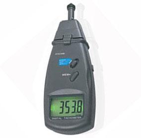 เครื่องวัดความเร็วรอบดิจิตอล 2 ระบบ แสงและสัมผัส DT6236B