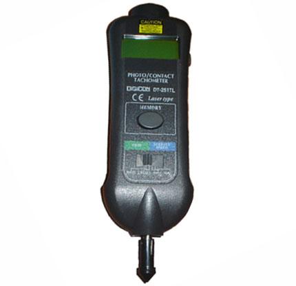 เครื่องวัดความเร็วรอบ 2 in 1 Tachometer DT-251TL