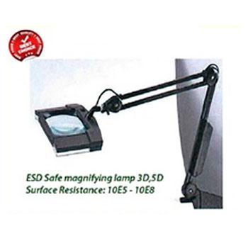โคมไฟ ESD เลนส์ขยายกันไฟฟ้าสถิตย์ Anti Static Magnifying Lamp
