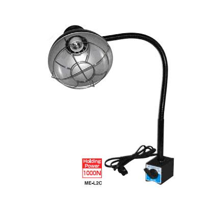โคมไฟฐานแม่เหล็กสำหรับติดตั้งกับเครื่องจักร Magnetic Lamp Stand ME-L2C