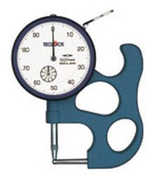 เครื่องวัดความหนาท่อ TECLOCK TPM-112 Dial Pipe Gauge