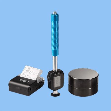 เครื่องทดสอบความแข็งวัสดุพร้อมพรินเตอร์ ETIPG Portable Hardness Tester