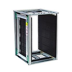 แมกกาซีนวางแผงวงจร PCB กันไฟฟ้าสถิต WT-804 Magazine Rack