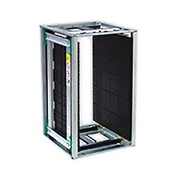 ชั้นแมกกาซีนกันไฟฟ้าสถิตสำหรับวางแผ่น PCB WT-803 Magazine Rack
