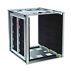 แมกกาซีนแร็คกันไฟฟ้าสถิตสำหรับแผ่น PCB WT-808 Magazine Rack