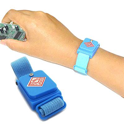 สายรัดข้อมือกันไฟฟ้าสถิตไร้สาย Wireless Wrist Strap