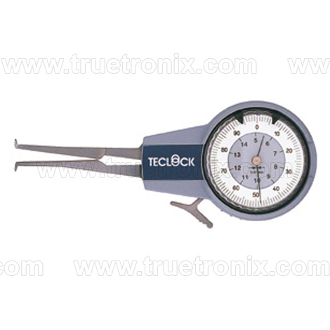 เกจวัดรูในแบบไดอัล TECLOCK IM-815 Internal Dial Caliper Gauge 5-15mm