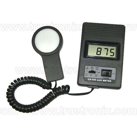 เครื่องวัดแสงลักซ์ LX-101 Digital Lux Meter