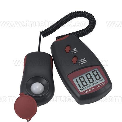 เครื่องวัดแสง Digital Lux Meter LX1010B