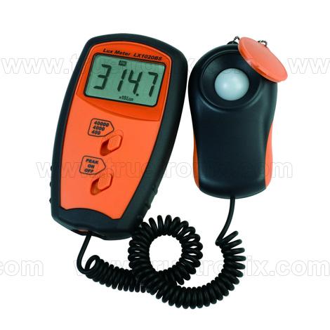 เครื่องวัดแสง Digital Lux Meter LX1020BS