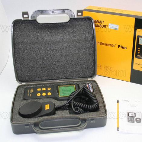มิเตอร์วัดแสงแบบดิจิตอล Digital Lux Meter AR813A
