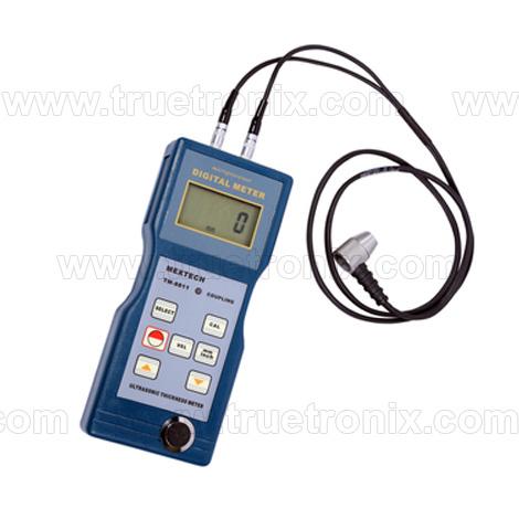 เครื่องวัดความหนาด้วยโลหะ Ultrasonic Thickness Meter TM-8811