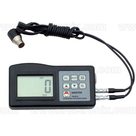เครื่องวัดความหนาโลหะ Ultrasonic Thickness Meter TM-8812