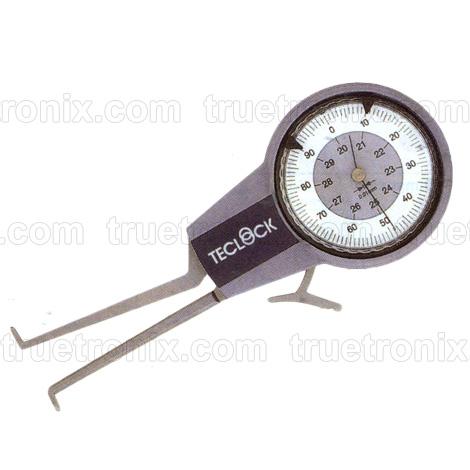 เกจวัดระยะภายในแบบไดอัล TECLOCK IM-830 Internal Dial Caliper Gauge 20-30mm
