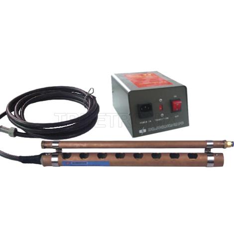 คานเป่าล้างไฟฟ้าสถิตแบบทองแดง Copper Ionizing Air Bar SL-006A