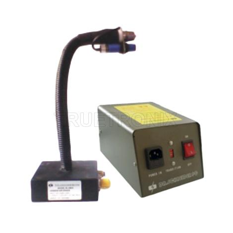 ท่อลมล้างไฟฟ้าสถิตแบบมีเซ็นเซอร์ SL-080AF Ionizing Air Snake with Sensor