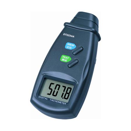 เครื่องวัดความเร็วรอบด้วยแสง Digital Photo Tachometer DT2234A