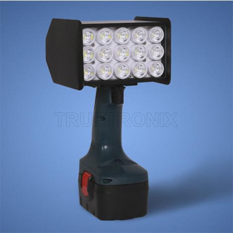 สโตรโบสโคป LED แบบแบตเตอรี่ LED Digital Stroboscope