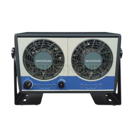 พัดลมสลายล้างไฟฟ้าสถิต DC-268 Intelligent DC Ionizer