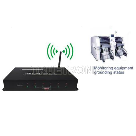 เครื่องเช็คกราวด์ Waterun-569 WiFi Equipment Grounding On-Line Monitor