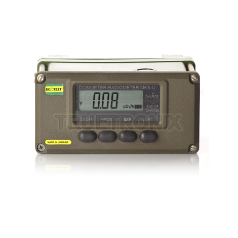 เครื่องวัดรังสี MKS-U Radiation Survey Device Multipurpose Dosimeter-Radiometer