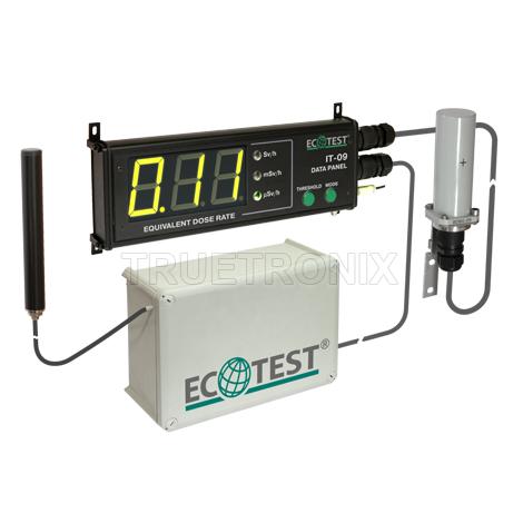 เครื่องวัดรังสี RadSpace Automated system of remote radiation monitoring