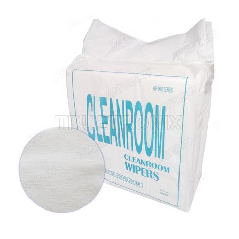 ผ้าเช็ดทำความสะอาดสำหรับห้องคลีนรูม Non-Woven Wiper