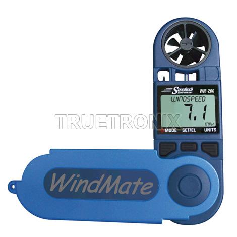 เครื่องวัดความเร็วความแรงลม WM-200 WindMate Wind Speed Meter