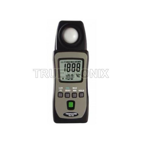 มิเตอร์วัดแบบพกพา Tenmars TM-720 Mini Pocket Digital Light Meter