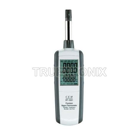 มิเตอร์วัดอุณหภูมิและความชื้นอากาศ CEM DT-3321 Hygro-Thermometer
