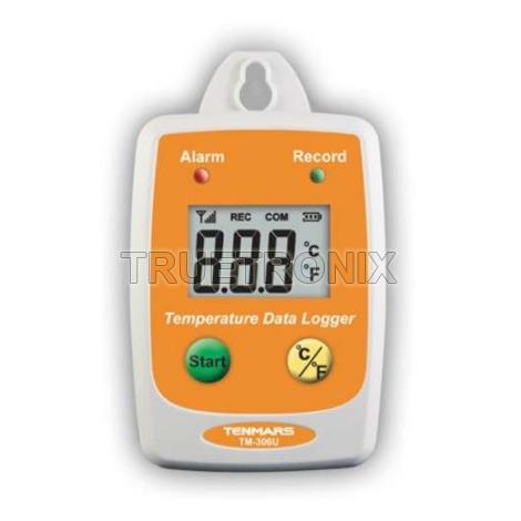 อุปกรณ์บันทึกอุณหภูมิและความชื้น Tenmars TM-306U Hygro-Thermo meter