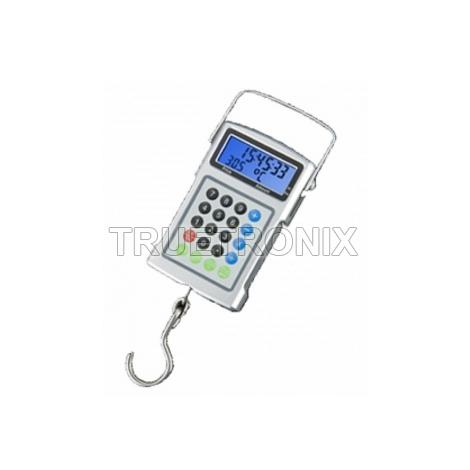 50Kg/20g 7-in-1 Digital Fish hook Travel Weighing Scale