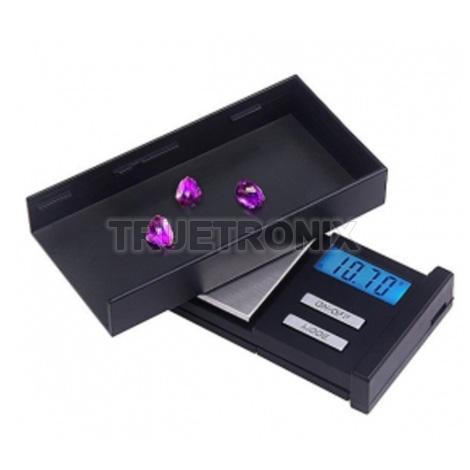 ดิจิตอลสเกลขนาด 100 กรัม สำหรับชั่งอัญมณี Mini Digital Scale 100g/0.01g