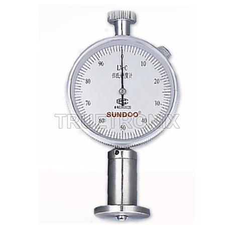 LX-C Micropore Material Durometer