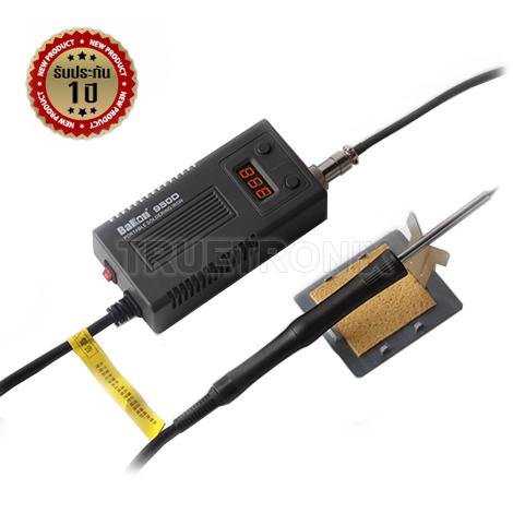 หัวแร้งปรับอุณหภูมิขนาดพกพา Mini soldering iron station BK950D