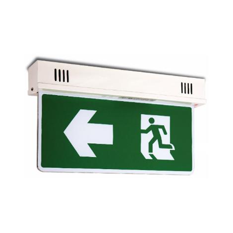 Standard LED Exit Sign Linht Slim Line Type