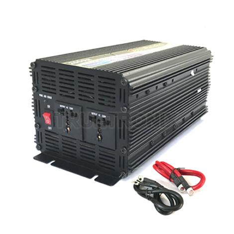 แปลงไฟ 12V เป็น 220V 2000 วัตต์ Car Inverter 2000 Watts