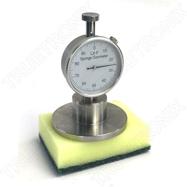 เกจทดสอบฟองน้ำ Foam and Sponge Durometer LX-F