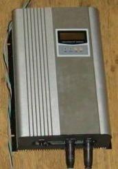 ระบบกังหันลมผลิตไฟฟ้าเชื้อมต่อการไฟฟา 1000W (ON-GRID SYSTEM) 4