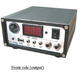 Solar Charge Controller : Model  TPS-535 10A