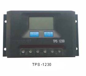 Solar Charge Controller : Model  TPS-555 12V30A