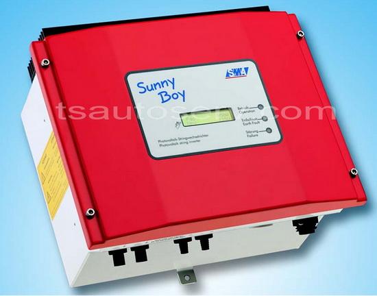 อินเวอร์เตอร์แบบสองทิศทางเชี่อมต่อสายส่งกำลังไฟฟ้า ON-Grid Inverter