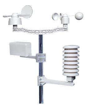 เครื่องวัดสภาพอากาศรุ่นมืออาชีพ (EN1081A) 1