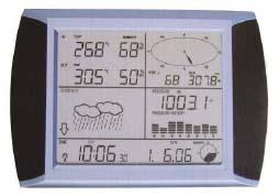 เครื่องวัดสภาพอากาศรุ่นมืออาชีพ (EN1081A) 2