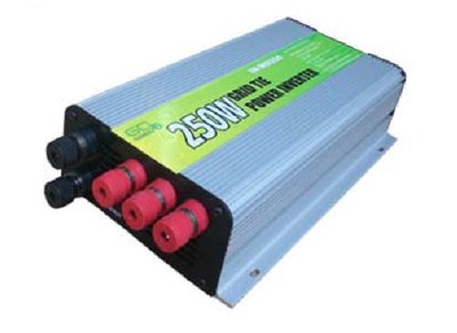 Grid tie inverter ขนาดจิ๋ว เหมาะสำหรับกังหันลมขนาดเล็ก 250W