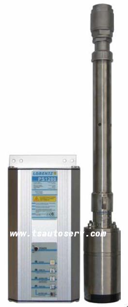 ปั๊มสูบน้ำพลังแสงอาทิตย์ Submersible Pump (PS1200 HR-07)
