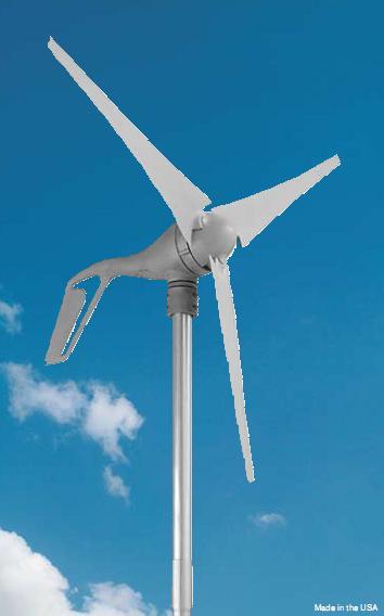 Air Breeze Wind Turbine 200 W DC 24V (Off-grid) 1
