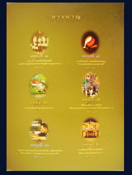 หนังสือประวัติพระพุทธบารมี ของอาจารย์เฉลิมชัย พร้อมลายเซ็นสีทองของ อ.เฉลิมชัย(่ขายไปแล้วนะครับ) 1