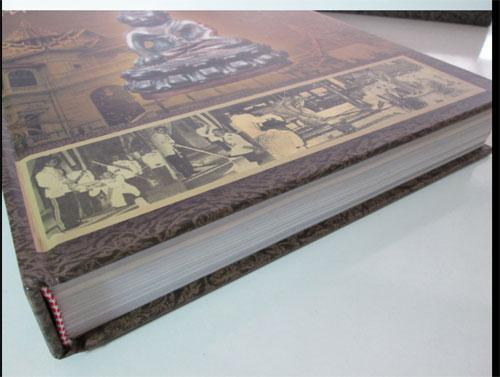 หนังสือมหามงคลแห่งแผ่นดิน หนังสือที่รวบรวมวัตถุมงคลที่ในหลวงทรงเสด็จในพิธี (เช่าบูชาไปแล้ว)(เช่าบูชา 1