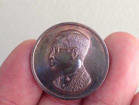 เหรียญคุ้มเกล้า เนื้อนวะ ในหลวงเสด็จเททอง พิธียิ่งใหญ่ สุดยอดแห่งเหรียญดี พิธีดี (เช่าบูชาไปแล้ว)